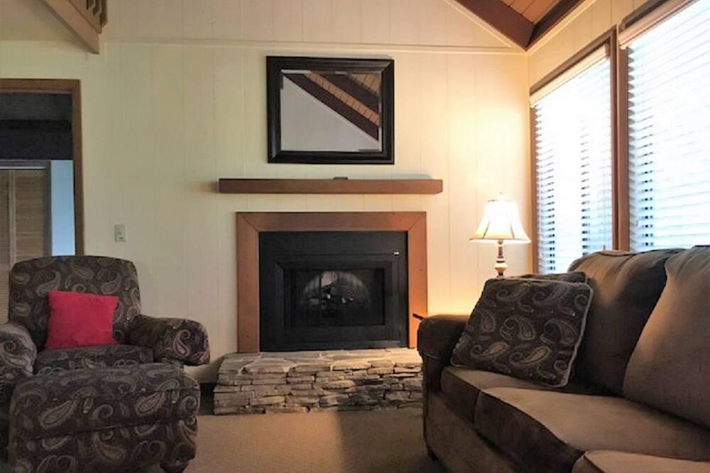 Loft, 2 Bedrooms - Ruang Tamu