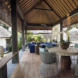 Vila, 3 spálne - Obývacie priestory