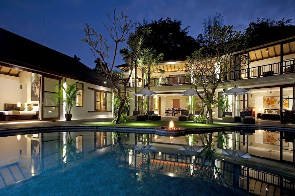 Villa, 4 Bedrooms - Kolam renang persendirian