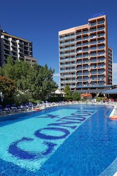 Foto van MPM Hotel Condor in Sunny Beach