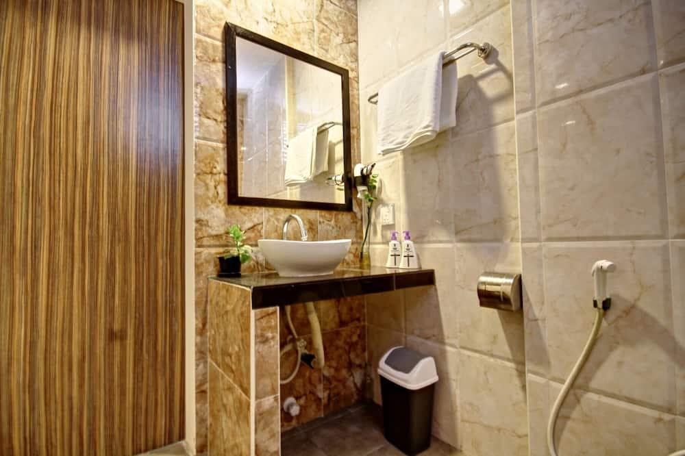 ดีลักซ์วิลล่า - ห้องน้ำ