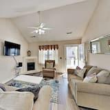 Māja, trīs guļamistabas - Dzīvojamā istaba
