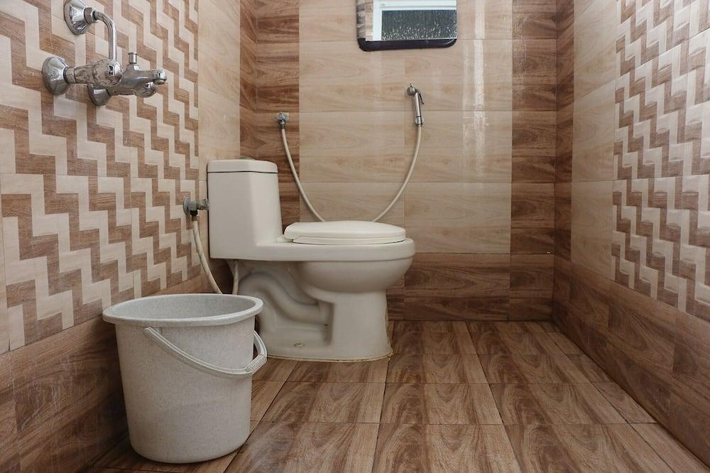 ห้องดีลักซ์ดับเบิล - ห้องน้ำ