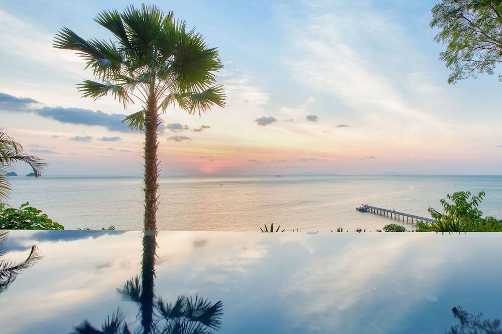 Villa de Luxo - Vista para a Praia/Oceano