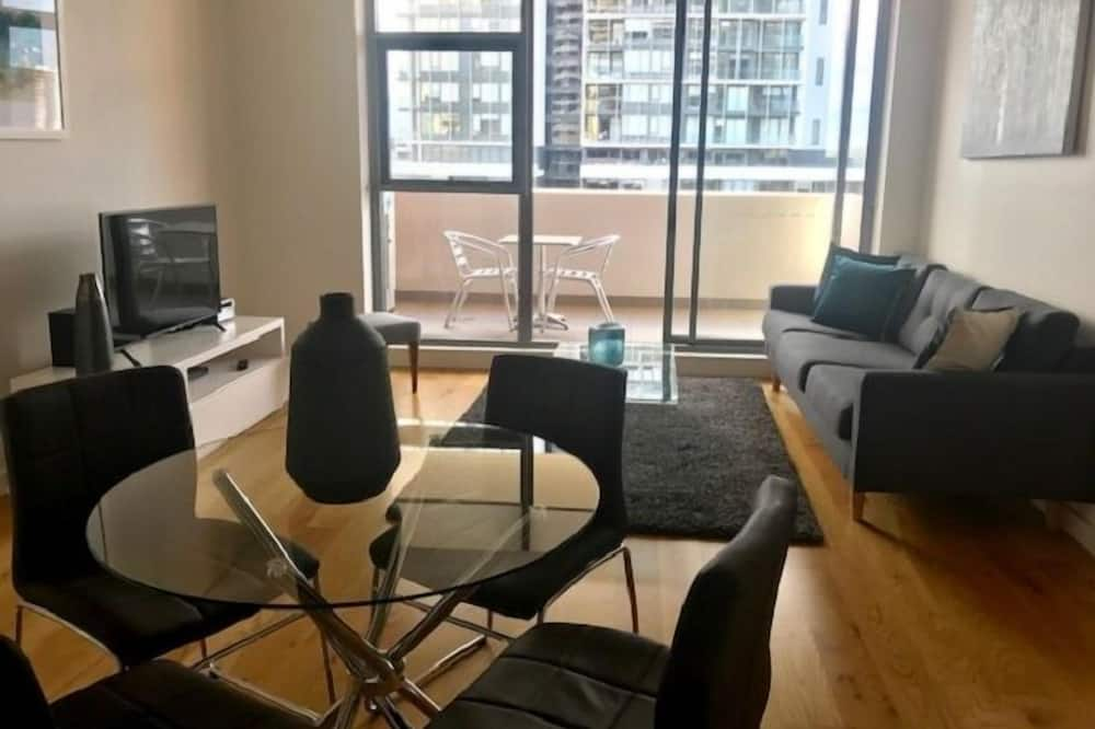 Apartament - Powierzchnia mieszkalna