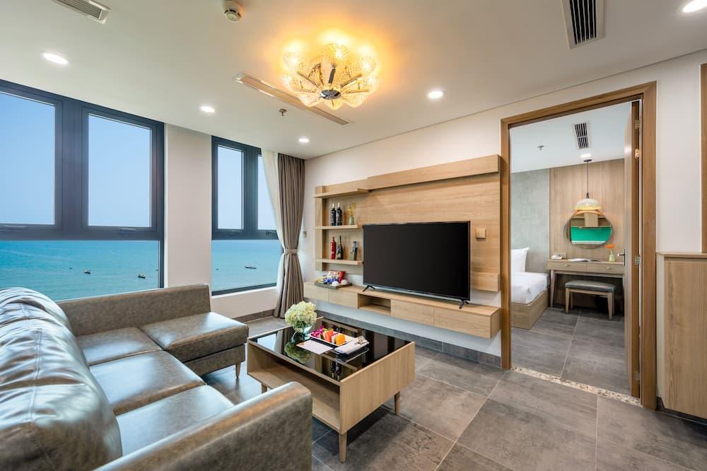 Nguyen Gia Suite - Living Room