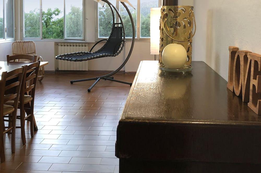 公寓, 2 間臥室 (Vieri apartment) - 客廳