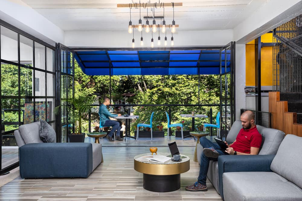 Joint Coworking Hotel