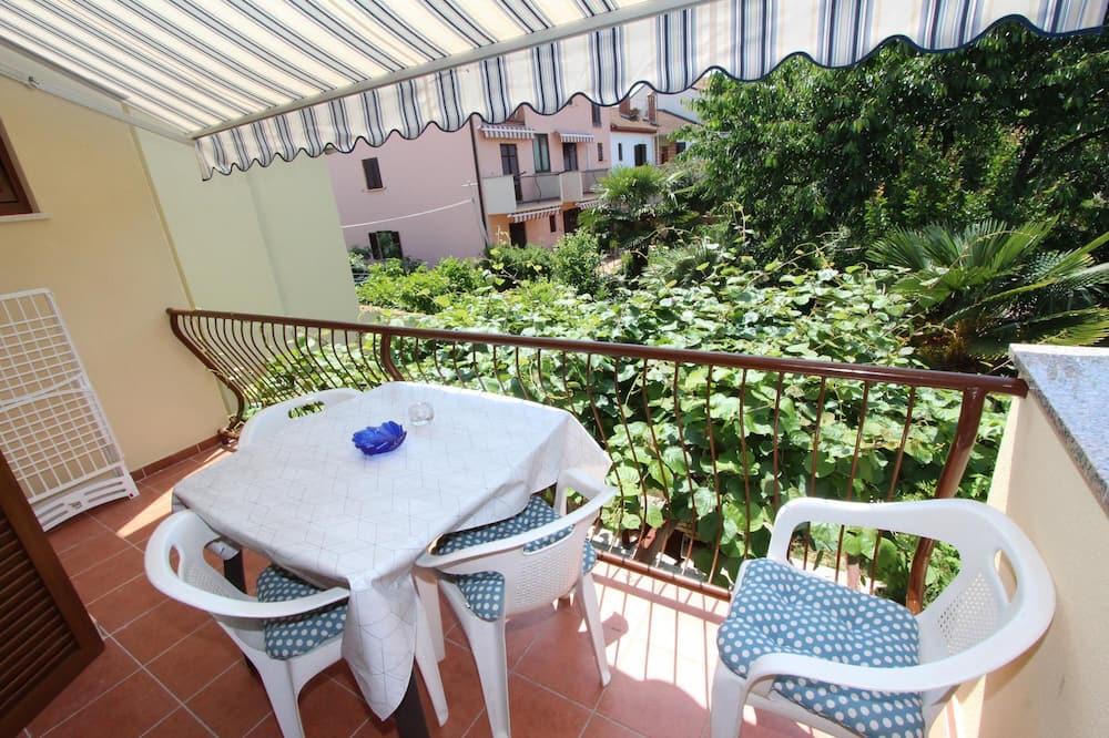 Standard-Apartment, 1 Schlafzimmer - Balkon