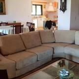 Vila, viacero postelí - Obývacie priestory