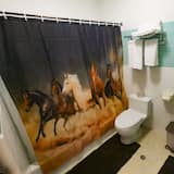 標準雙人或雙床房, 非吸煙房 - 浴室
