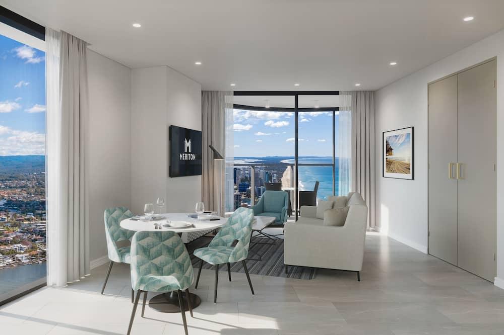 Studio Coast Suite - Living Area