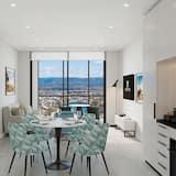 One Bedroom City Suite - Living Area