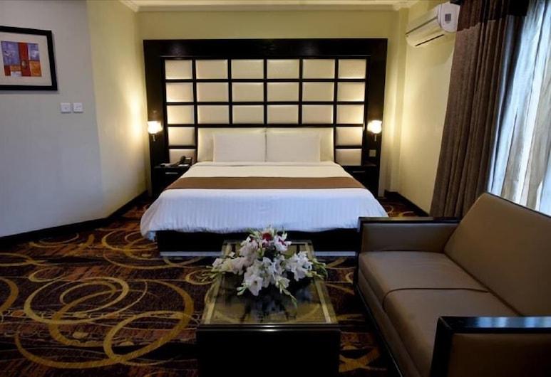 Hotel One Sukkur, Sukkur, Suite, Svečių kambarys
