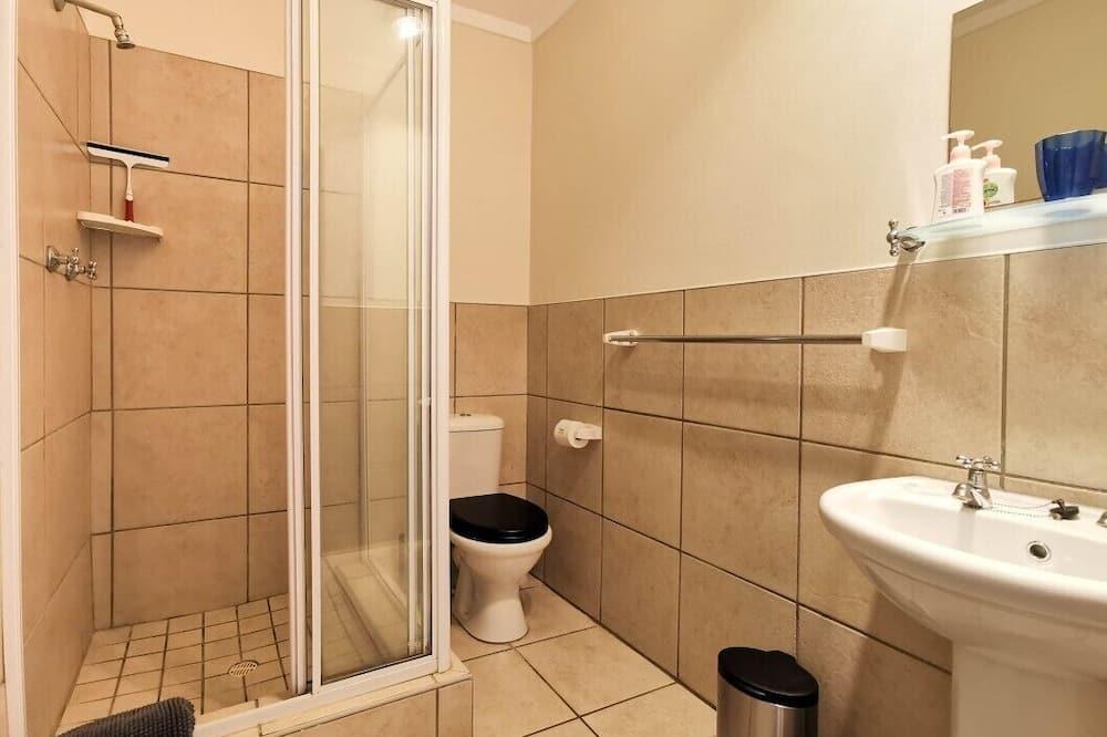 דירת קומפורט, 2 חדרי שינה, ללא עישון - חדר רחצה