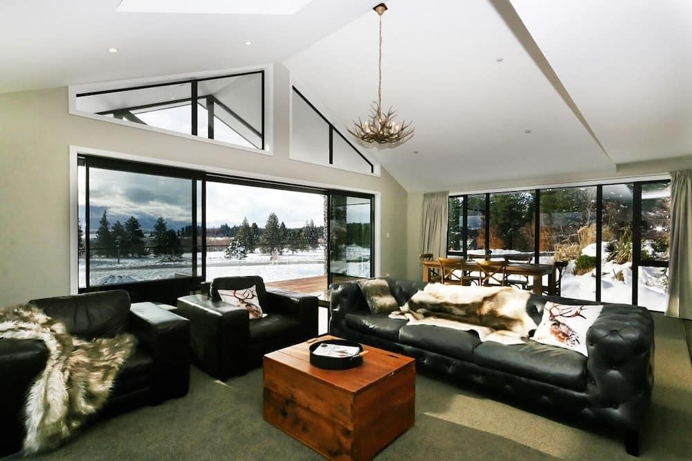 Luxury Ev, 3 Yatak Odası - Oturma Alanı