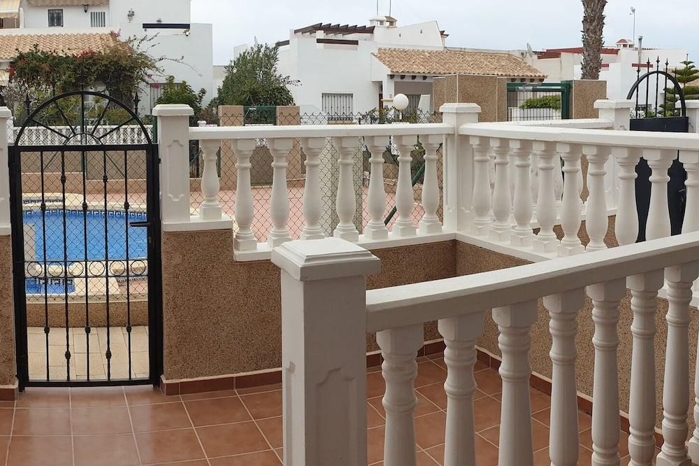 Departamento, Varias camas - Balcón