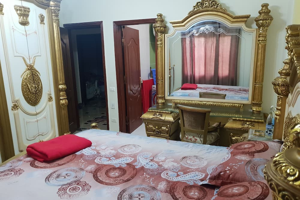 City Apartment, 3 Bedrooms, Accessible, Smoking - Room
