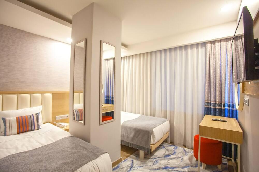 Economy-Zweibettzimmer, 1Einzelbett - Profilbild