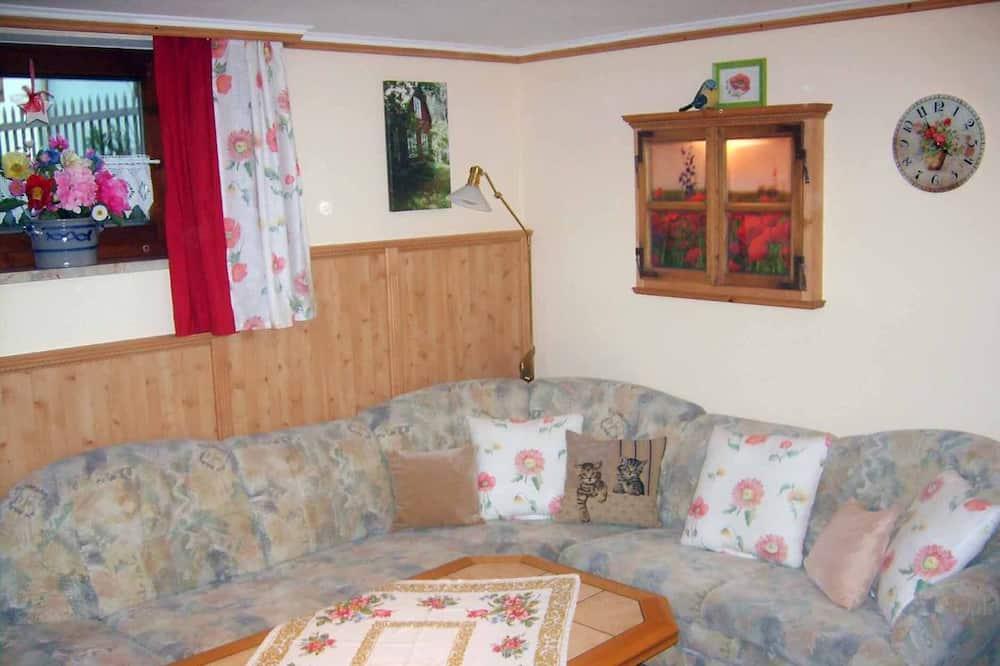 Cottage - Ruang Tamu