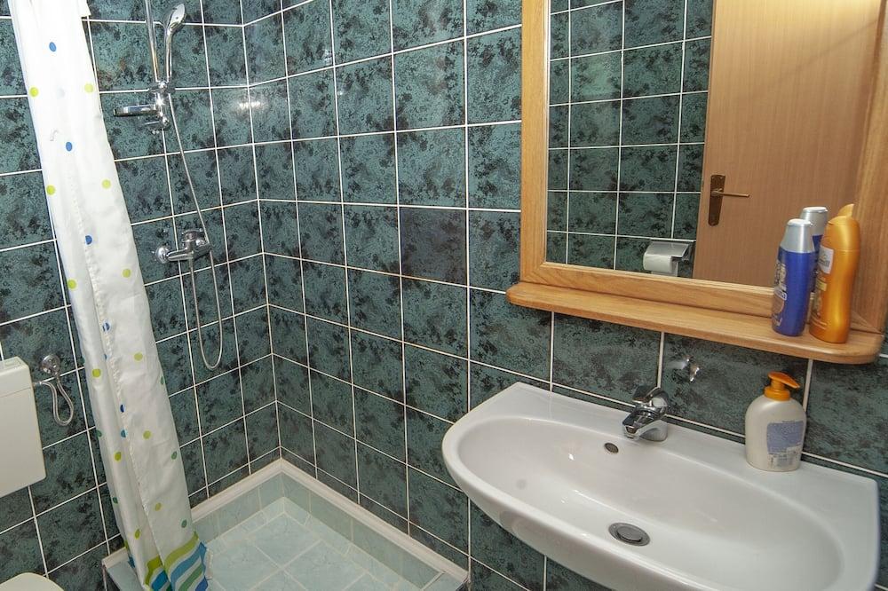 Divvietīgs numurs (Double Room with Private Bathroom) - Vannasistaba
