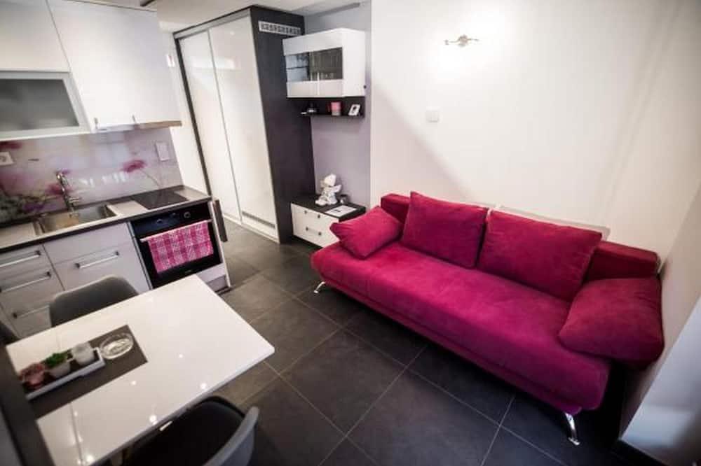 Departamento (Two-bedroom Apartment) - Sala de estar