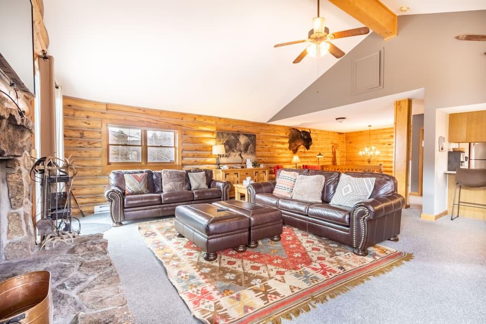 Casa, 3 habitaciones - Sala de estar