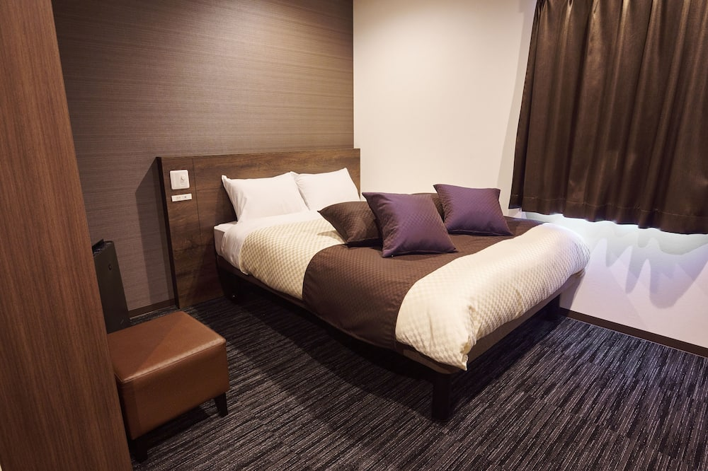 غرفة مزدوجة - تجهيزات لذوي الاحتياجات الخاصة - لغير المدخنين - غرفة نزلاء