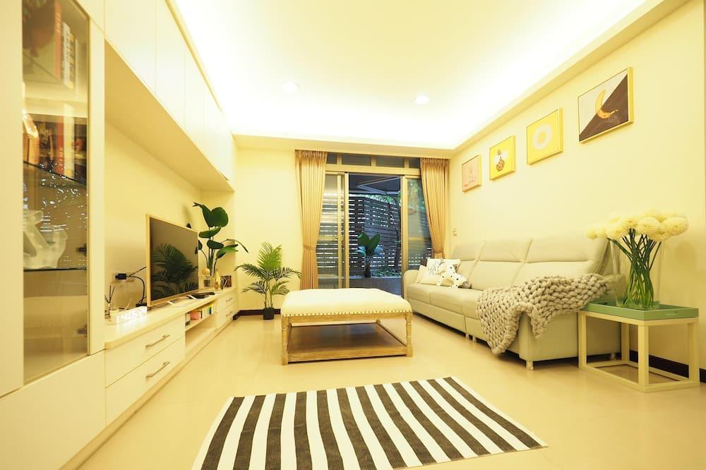 Anhe Apartment - Living Area