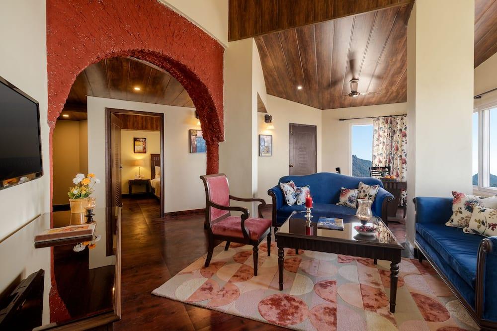 Two Bedroom Junior Suite - Zona de estar
