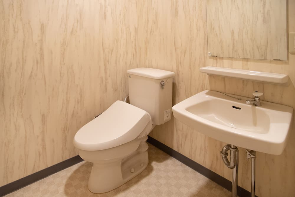 Single Room, Non Smoking, Shared Bathroom - Bilik mandi