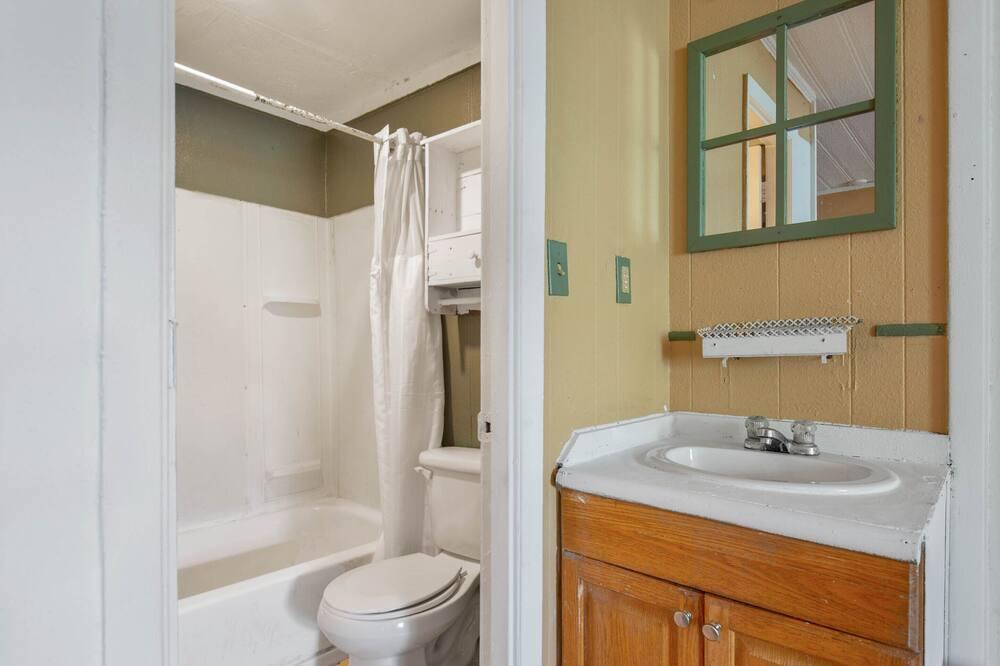Kamar, 1 Tempat Tidur Double - Kamar mandi