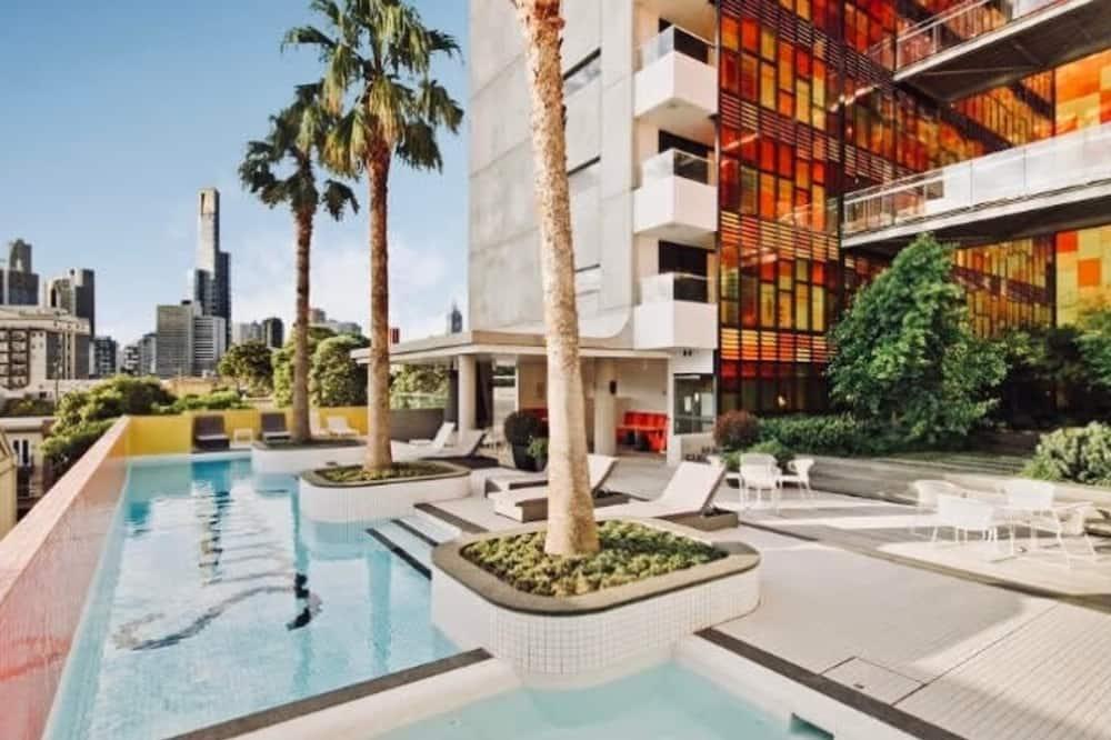 Lägenhet (1 Bedroom) - Pool
