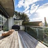 Māja (3 Bedrooms) - Balkons