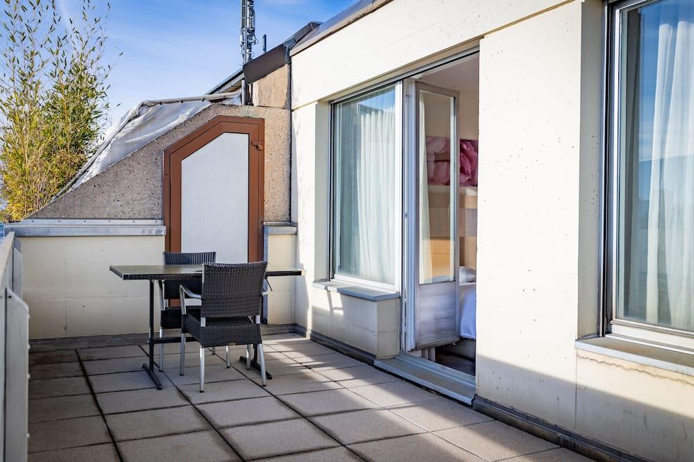 Studiosviitti - Terassi/patio