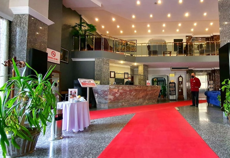 ISIAS Hotel Adiyaman, Adiyaman, Reception