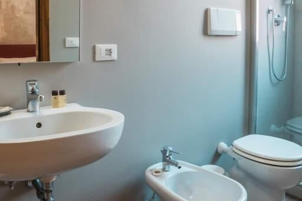 Chambre Double, 1 chambre - Salle de bain