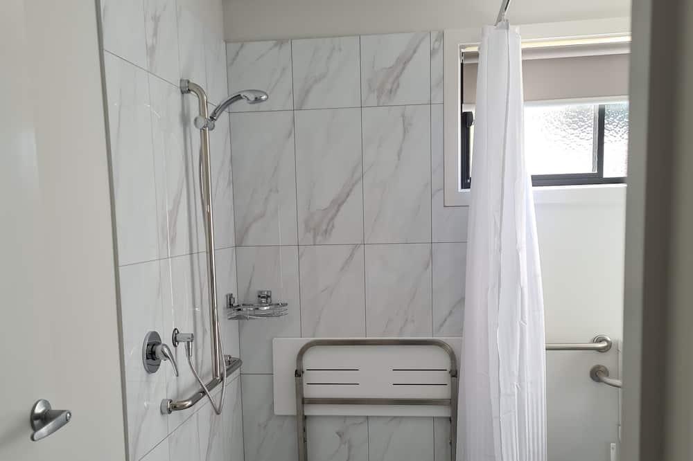 Deluxe-Ferienhütte (Squirrel Glider) - Badezimmer