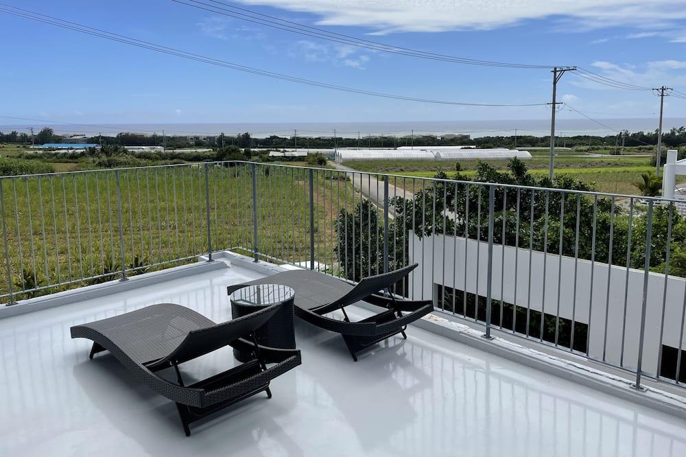 Private Vacation Home, Non Smoking - Balcony