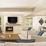 Condo (Top of the Village 3 bedroom 204 Summ) - Living Room