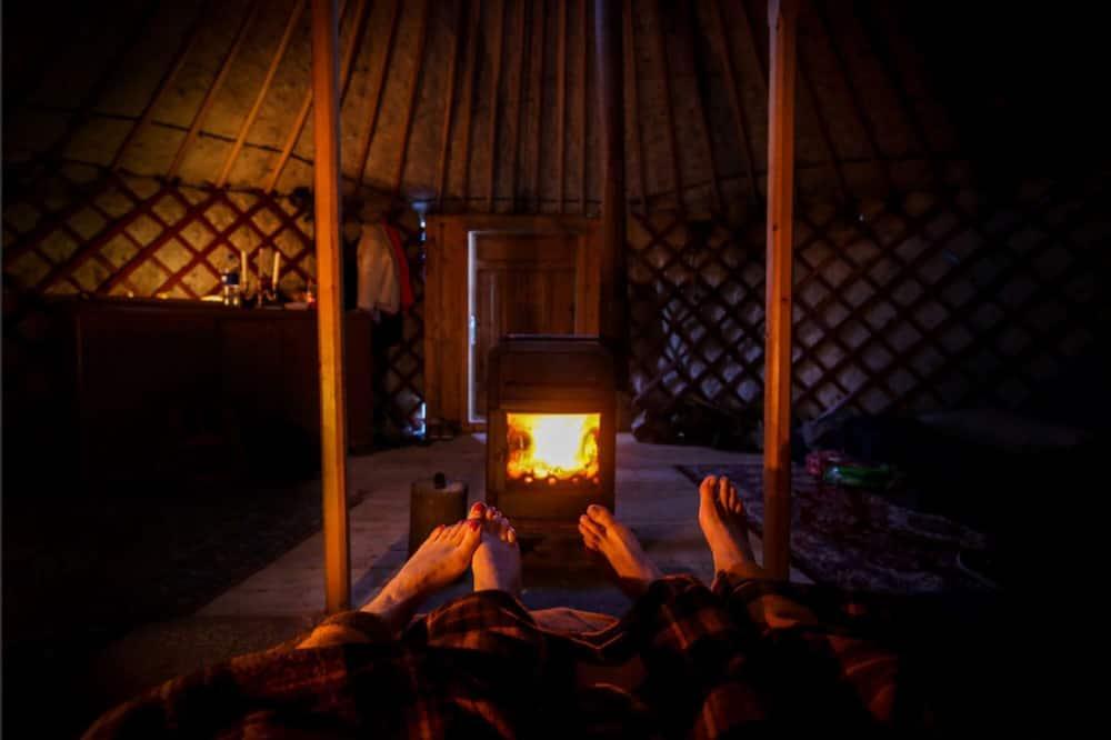 Unique Mongolian Yurts