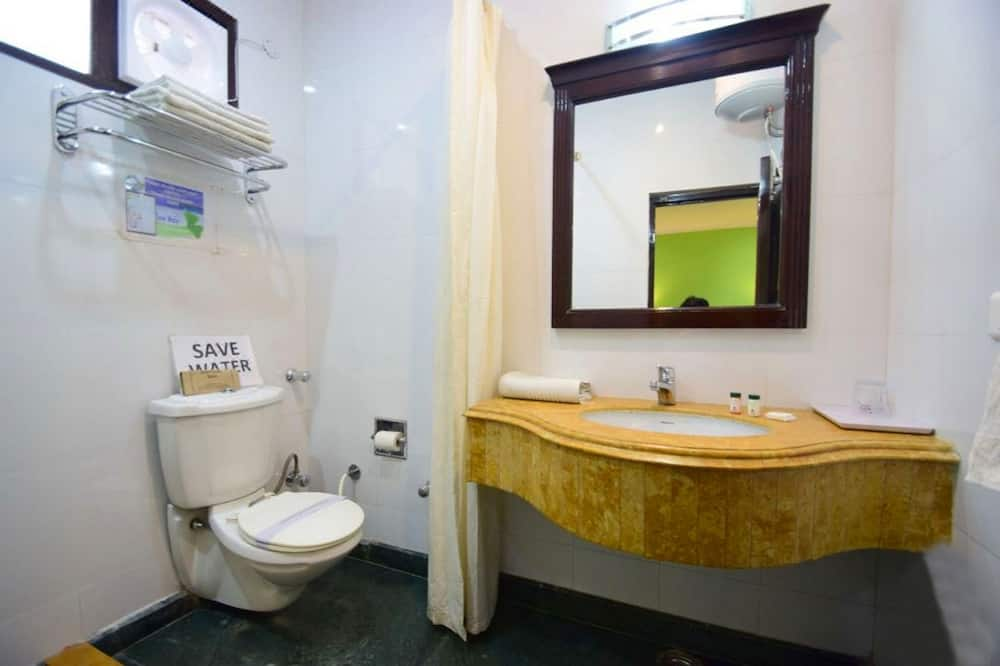 Deluxe Double Room, City View - Bilik mandi
