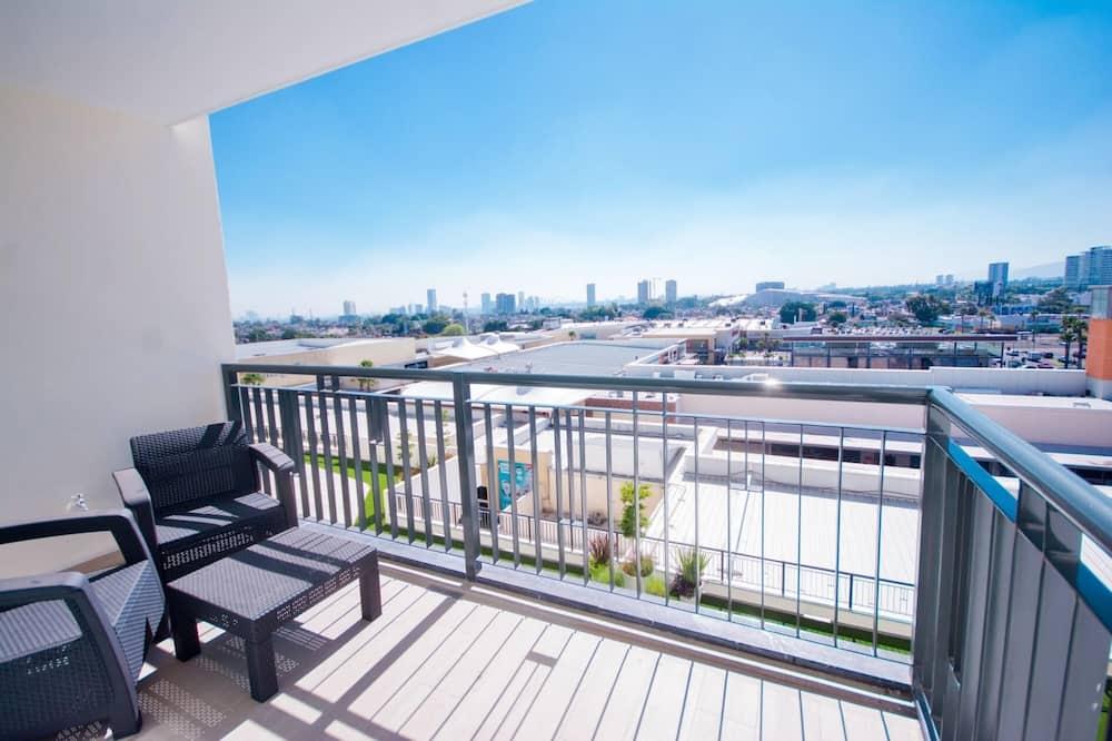 Condo, 1 Bedroom - Balcony