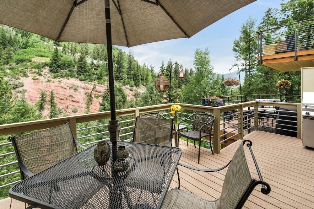 Appartement (Le Chamonix #11 Aspen Highlands) - Balkon
