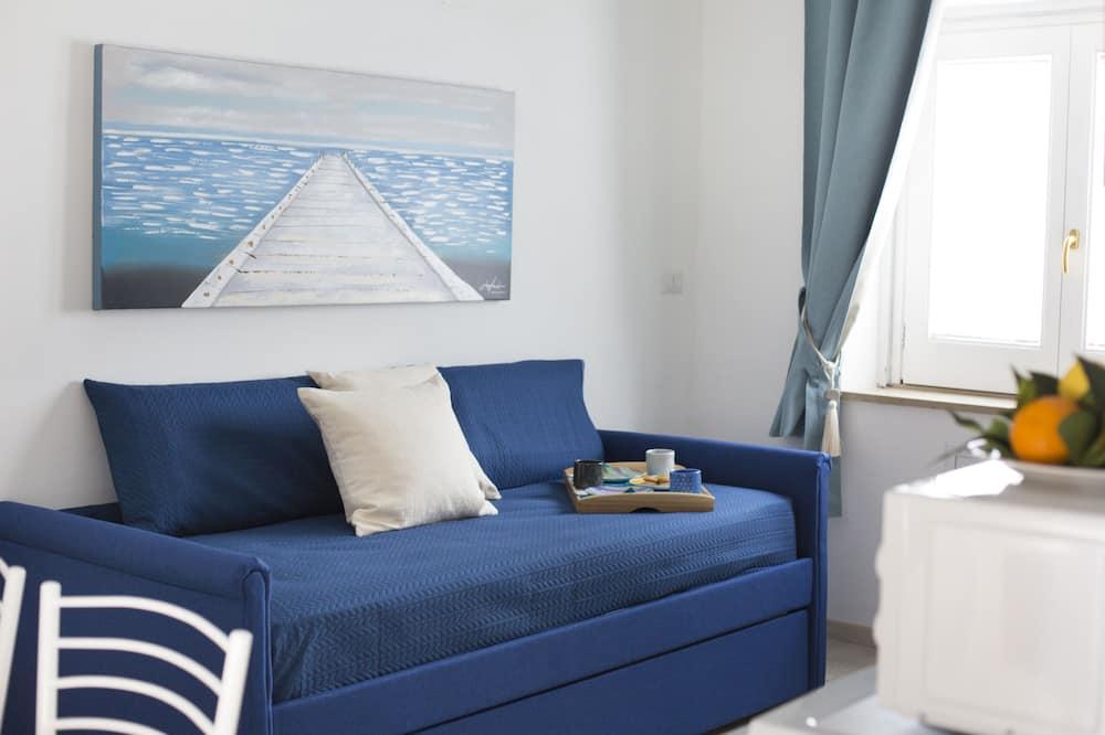 Classic Apartment - Living Area