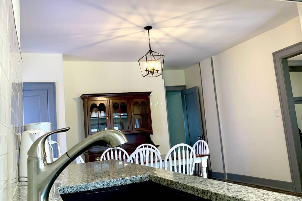 Casa clásica - Cocina privada
