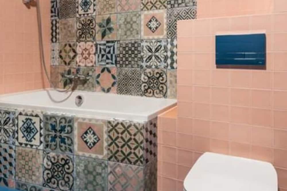 公寓, 無障礙 - 浴室