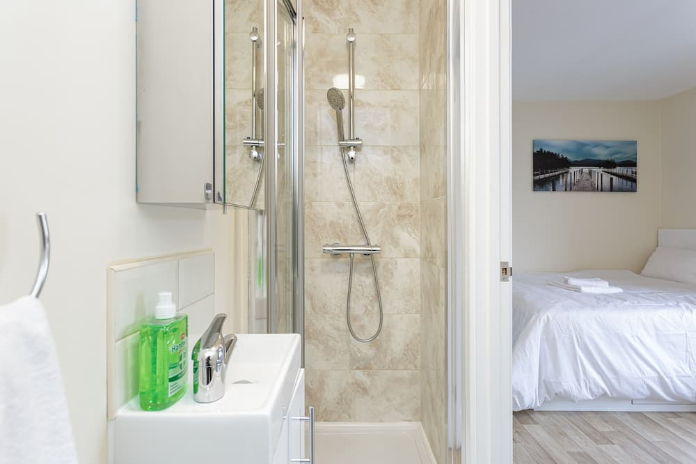 Superior Apartment, Ensuite (Flat 3) - Bilik mandi