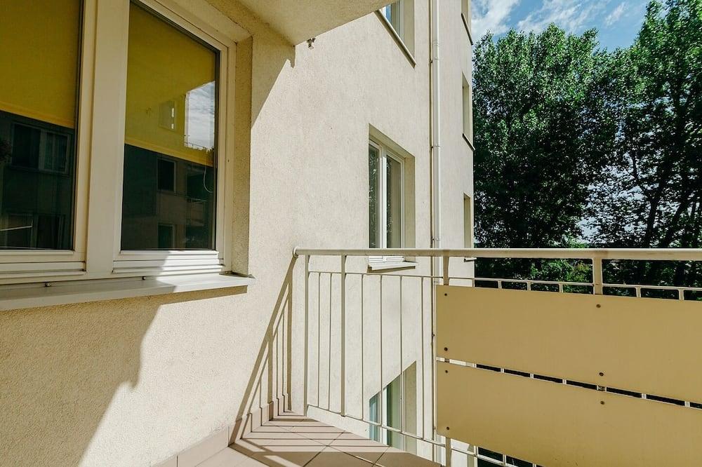Apartmán typu Classic - Balkón