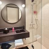 룸, 싱글침대 2개, 금연 (Moxy Sleeper) - 욕실